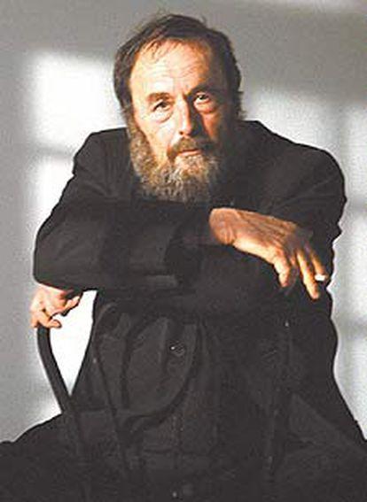 Harald Szeeemann, en Venecia en 2001.