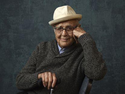 El productor Norman Lear, en enero de 2020.