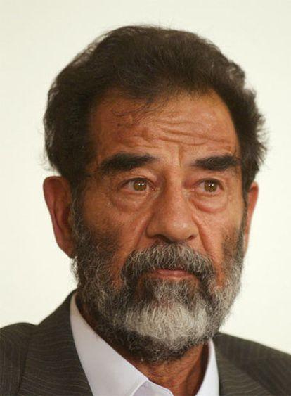 Sadam Husein.