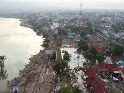 El recuento de víctimas mortales asciende a 1.234 muertos tras el terremoto de magnitud 7,5 del pasado viernes