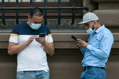 El 83.4% de las líneas móviles en México operan bajo el sistema de prepago.