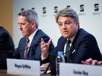 El presidente de Seat, Luca de Meo, en una imagen reciente.