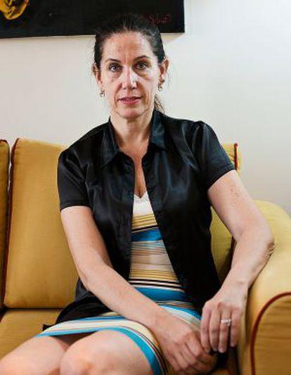 La ministra de Cultura de Albania, Mirela Kumbaro.