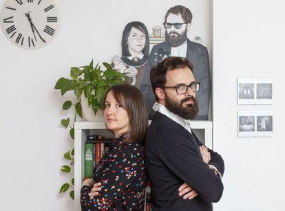 Verónica Rodríguez y Álex Izquierdo, de Valladolid, no quieren tener hijos.