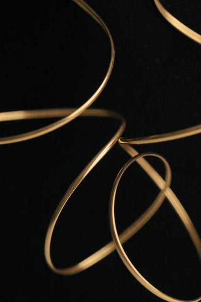 Fragmento del collar Memory Spring.