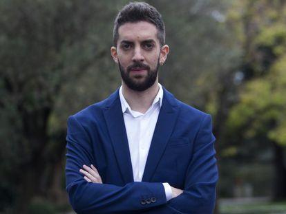 El cómico y presentador de 'La Resistencia', David Broncano.