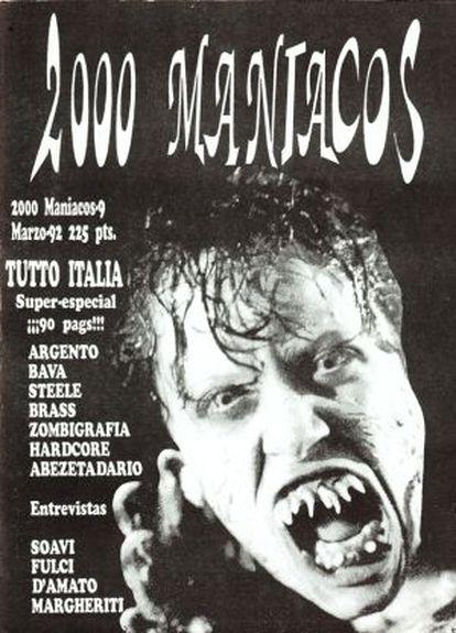 El número 9, de 1992, fue el primer especial, titulado Tutto Italia. La serie b que llegaba de los vecinos de 'la bota'.