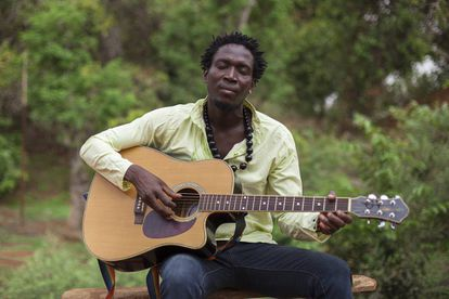 El cantante Binhan Quimor.