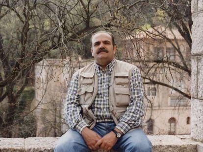 El detective, Luis Hernández Bustamante, en una imagen de archivo.