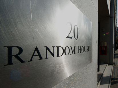 La sede de Random House en Londres, en 2012.