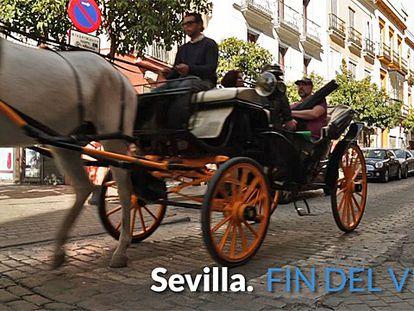 Sevilla: fin del viaje