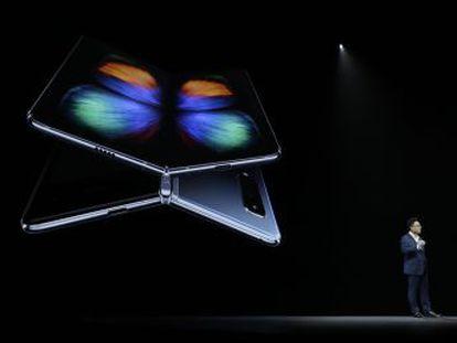 El móvil de pantalla flexible del fabricante coreano se comercializará a partir del 3 de mayo