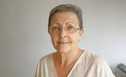 Mª Isabel Lorenzo, decana del Colegio de Biólogos de Madrid.