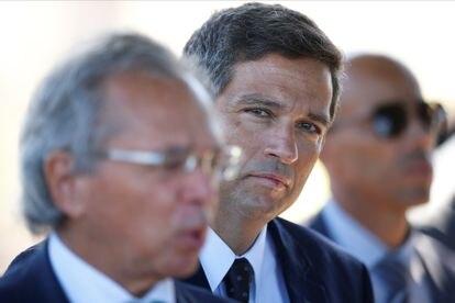 Roberto Campos Neto, en Brasilia el 27 de abril del 2020.