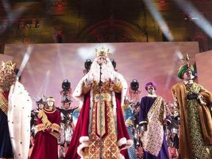 Telemadrid emitirá la Cabalgata de Reyes de la capital desde un Conde Duque sin público.