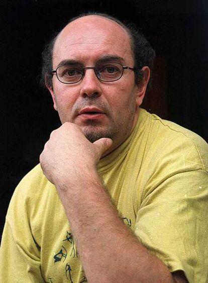 El autor gallego Antón Castro.