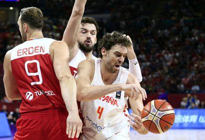 España se enfrenta a Turquía en los octavos de final del Eurobasket 2017