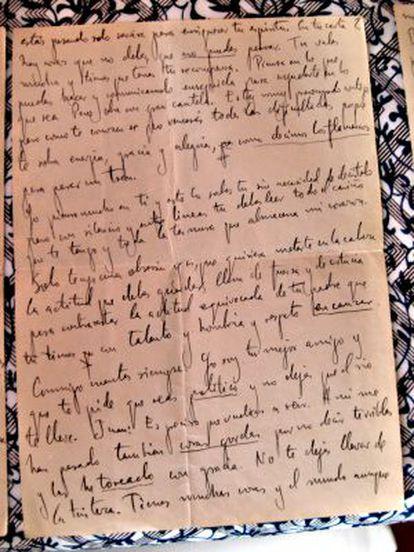 Carta de Federico García Lorca a Ramírez de Lucas