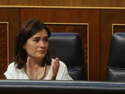 Ciudadanos cambia la abstención por el voto favorable a la toma en consideración de la proposición de ley del PSOE a última hora