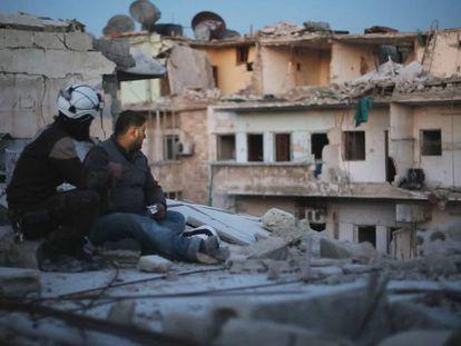 La muerte lleva a Siria por primera vez a los Oscar
