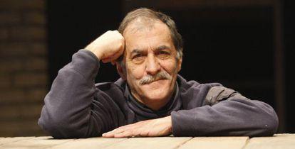 El actor Ramón Barea.