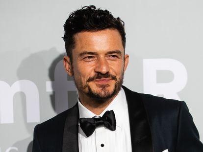 El actor Orlando Bloom, el pasado julio en la gala amfAR celebrada durante el Festival de Cannes.