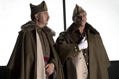 Imagen de 'Mientras dure la guerra'.