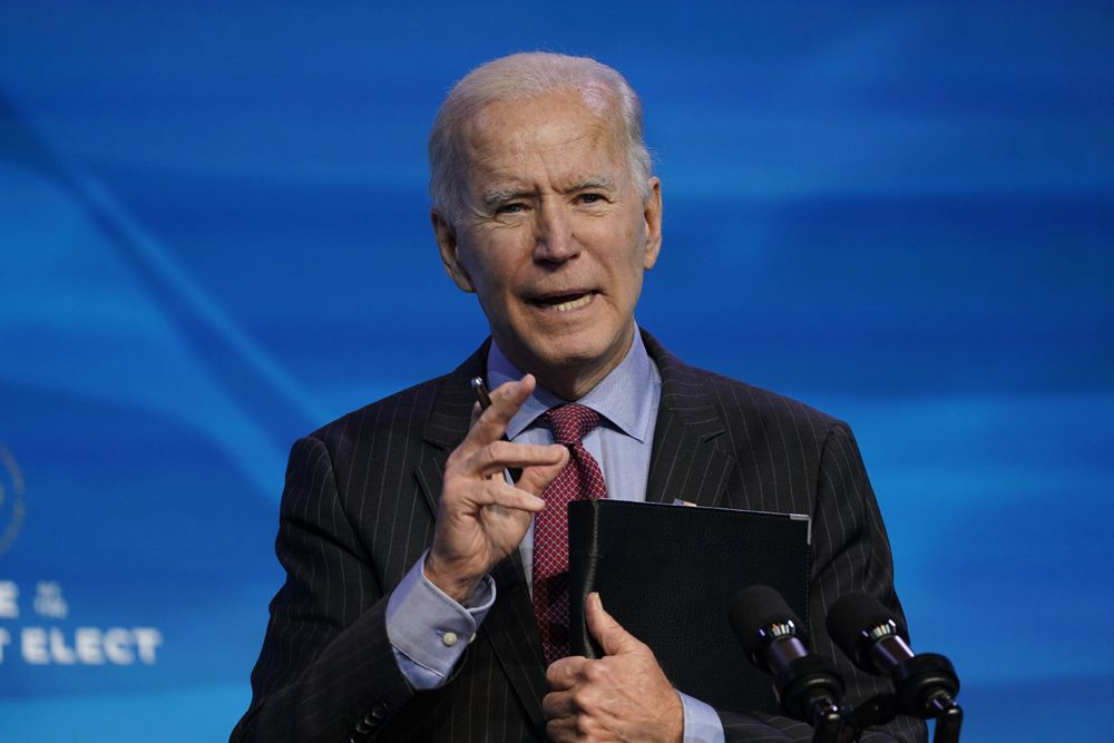 Biden seeks to regain the initiative after the shock of the 'impeachment'