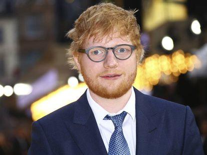 Ed Sheeran, en Londres (El Reino Unido), el pasado junio.