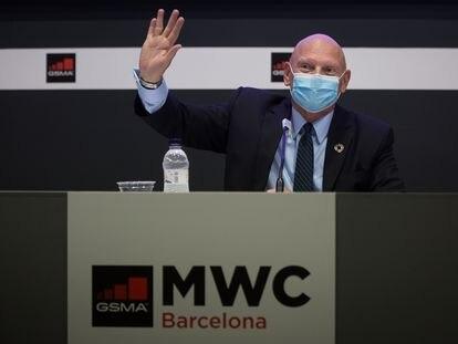 John Hoffman en una imagen de septiembre del año pasado en Barcelona.