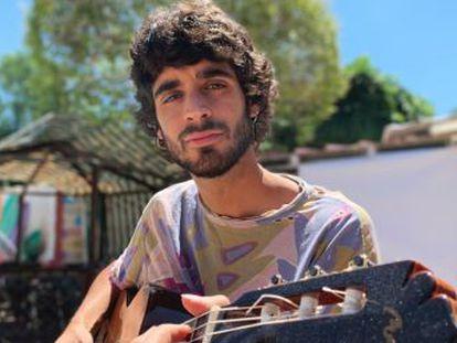 Pedro Pastor se siente aturdido por el revuelo que generó el tuit en el que denunciaba la cancelación unilateral del concierto que iba a ofrecer junto a su banda en Madrid