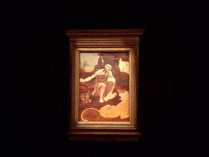 El San Jerónimo de Leonardo da Vinci en el Metropolitan