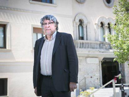 Antonio Balmón, alcalde de Cornellà.