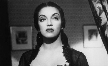 Katy Jurado en una escena de la película 'High Noon', 1952.