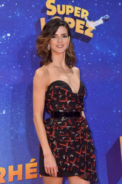 La actriz Clara Lago en 2018.