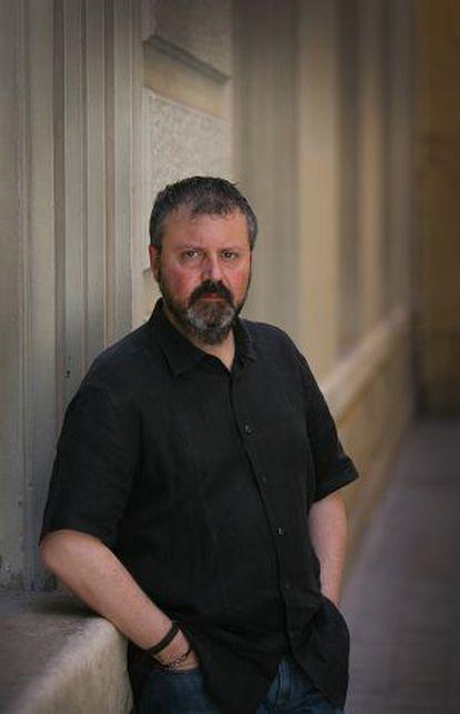 L'escriptor valencià Urbà Lozano.