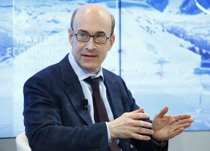 El economista Kenneth Rogoff