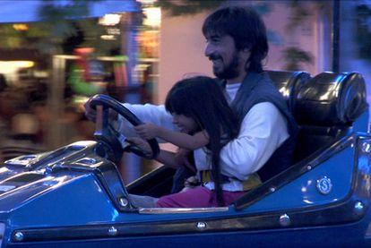 Imagen de la película documental <i>Tralas luces, </i>de la realizadora gallega Sandra Sánchez.