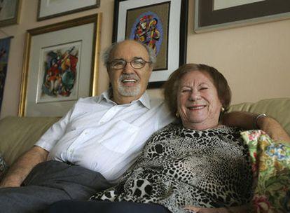 Herman and Roma Rosenblat