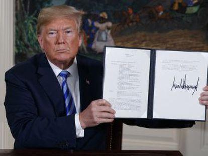 El presidente de EEUU fractura a Occidente y abre una era de inestabilidad en la región más explosiva del planeta