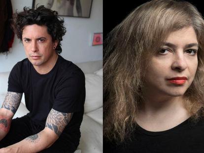 Los escritores latinoamericanos Benjamín Labatut y Mariana Enríquez, nominados al prestigioso Booker Prize.