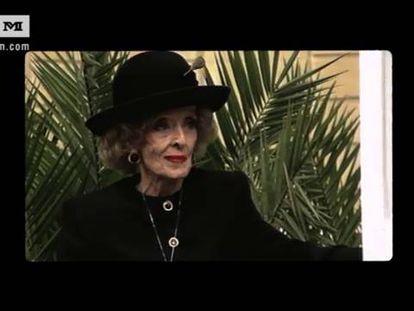 La huella de Bette Davis