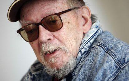 El director Jesús Franco.