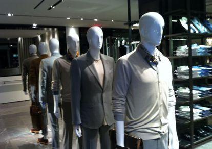Tienda de Zara en la Quinta Avenida de Nueva York