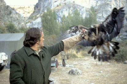 El naturalista Félix Rodríguez de la Fuente, en una imagen del programa.