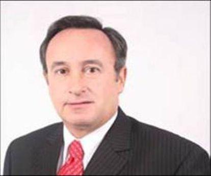 Héctor Yrimia, en una foto publicada en su página web professional.