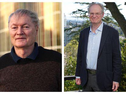 Michael Grätzel y Paul Alivisatos reciben el premio Fronteras del Conocimiento en la categoría de Ciencias Básicas