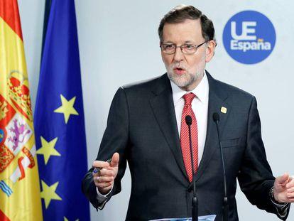 Mariano Rajoy, en una imagen de archivo.