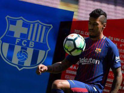 """Robert Fernández, secretario técnico azulgrana afirma que el futbolista brasileño, que llegó a cambio de 40 millones, """"siempre fue del interés del club"""""""