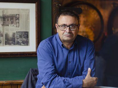 El catedrático de Ciencia Política Ignacio Sánchez-Cuenca.